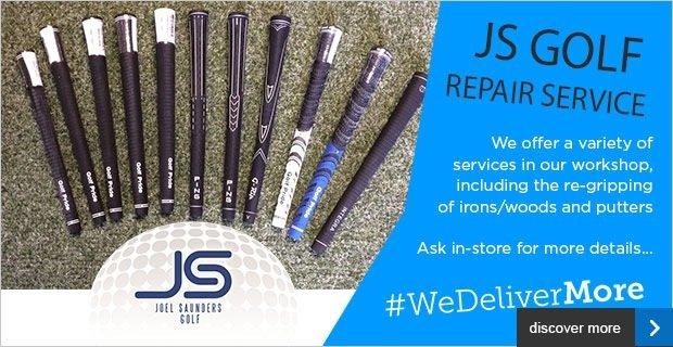 Grip Repair Joel Saunders Verulam